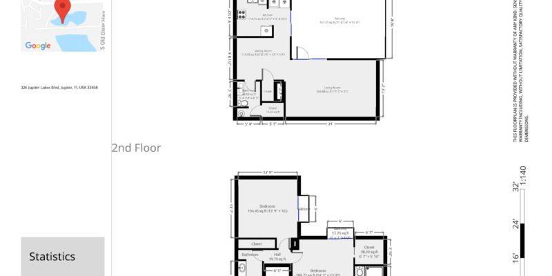 Jupiter Lakes floor plan