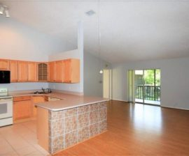 2 BED 2 BATH: 6511 Chasewood Dr. #H